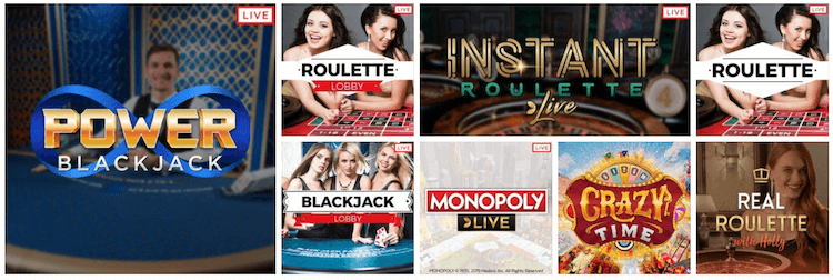 32Red Live Casino