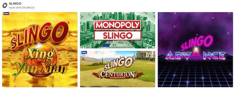 Foxy Games Slingo