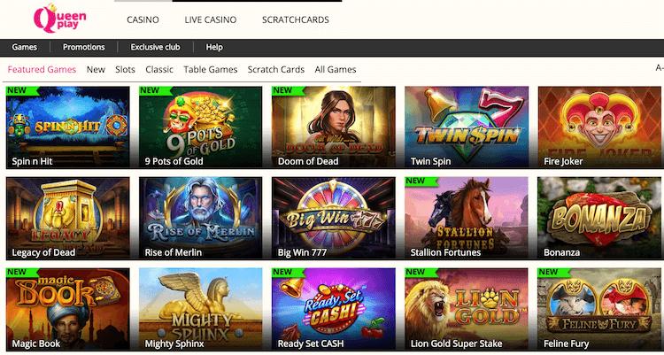 Queenplay Slots