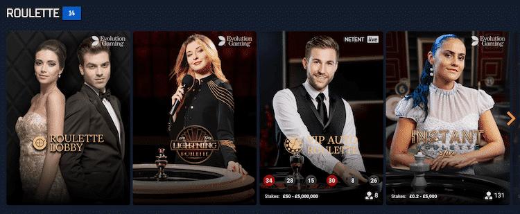 STS Live Casino
