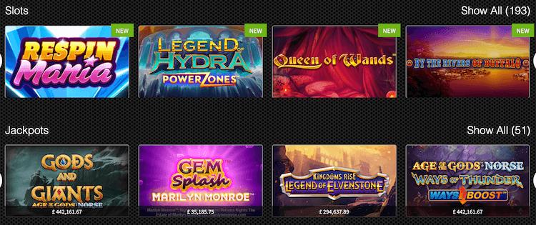 Slots Heaven Games