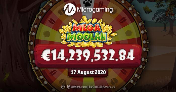Mega Moolah Biggest Jackpot Win