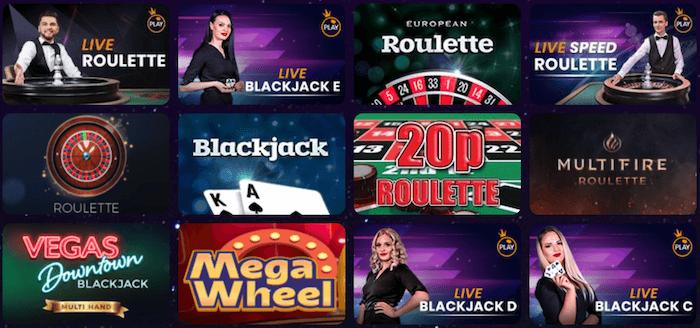 Mega Reel Live Casino