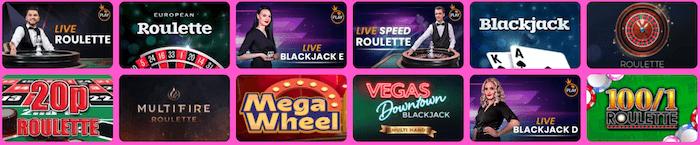 Wizard Slots Live Casino