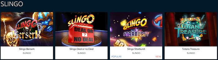 Fun Casino Slingo