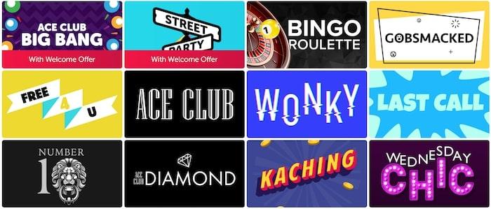 Bounce Bingo Games