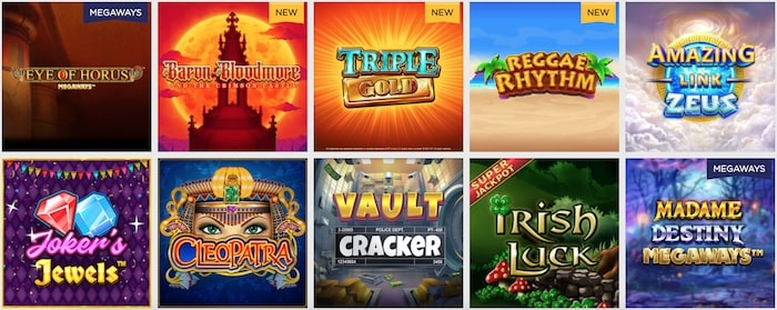 Lucky Vegas Slots