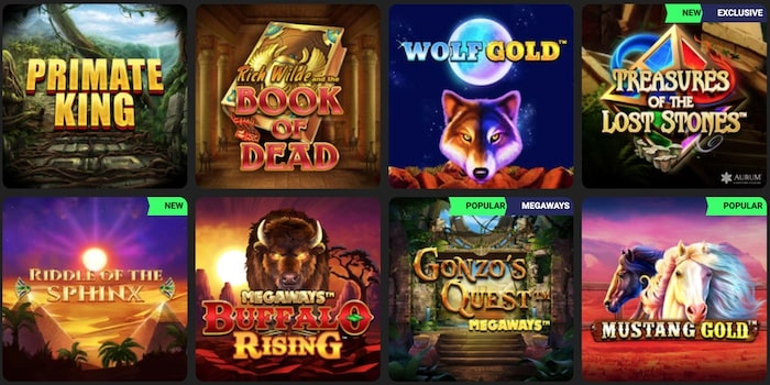 Swift Casino Slots